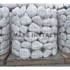 Carrara Pebbles  150/250 in Big Bag
