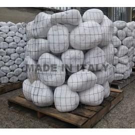 Carrara Pebbles  250/400 in Big Bag